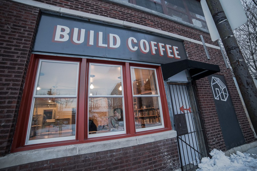 "Build Coffee's meal-based residency program strives to combat the ""starving artist"" stereotype, providing support to local artists that extends beyond simply exhibiting their art."