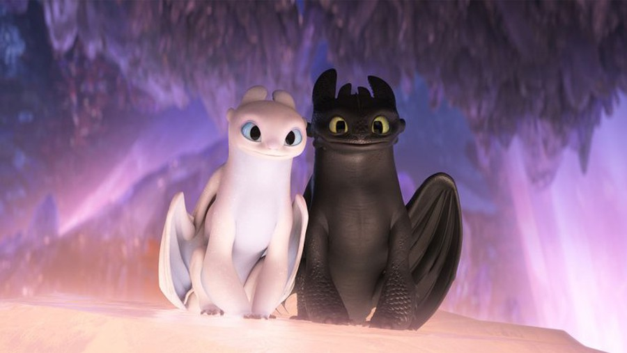 The dragons remain cute as ever three movies into the series, but the final movie of the trilogy falls short of expectations.