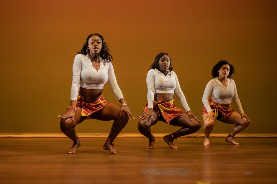 One of the many stunning performances at the ACSA's 15th Anniversary Cultural Show. Photo taken by Jaire Byers (@jaire.photo).