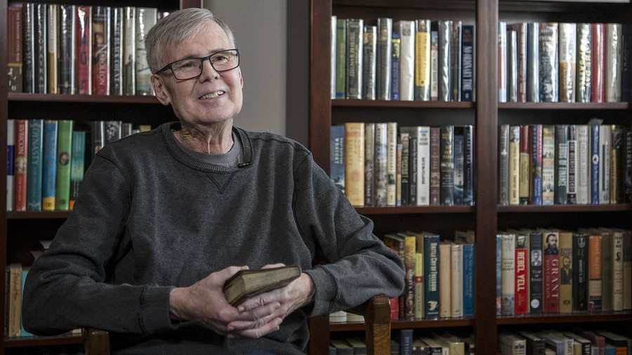 Bob Connors has amassed a collection of 400 rare volumes, which he has donated to the University of Chicago Library's Special Collections Research Center.