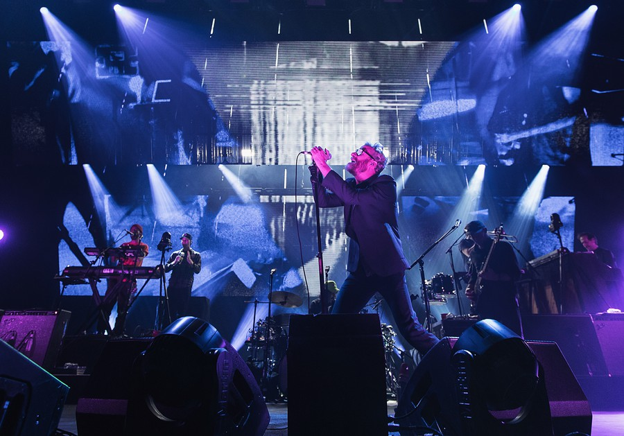 Many of the new songs invite more empathy and optimism for the tortured genius persona Berninger has occupied in previous records.