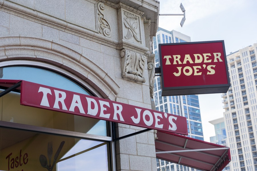 Trader Joe's Chicago.
