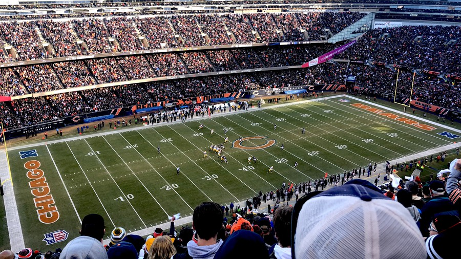 Home of the Chicago Bears.