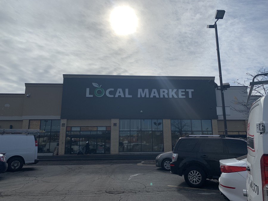 The Local Market grocery store will open later this month, the owners say.