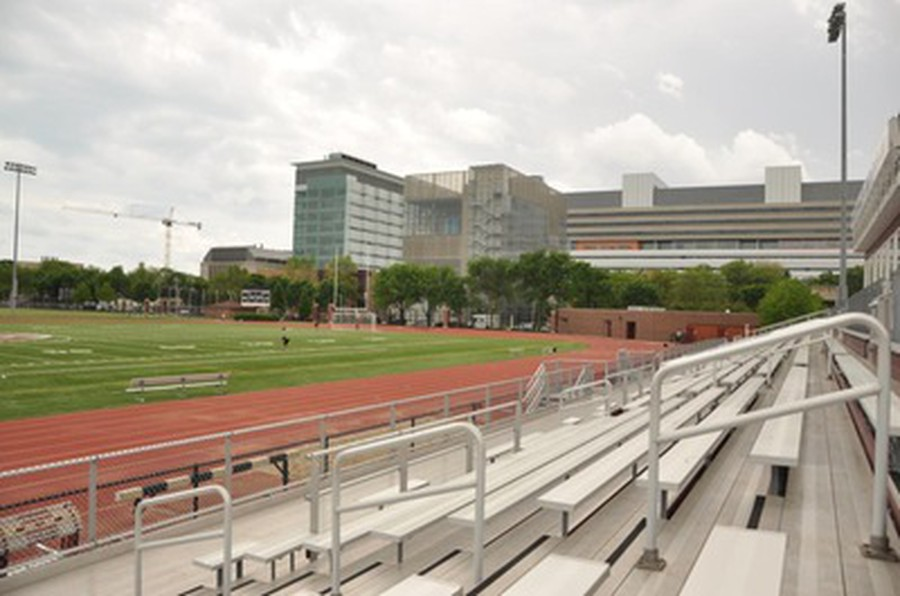 The University of Chicago's stadium, Stagg Field