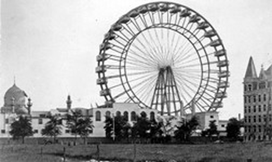 The Midway first gained recognition as the site of the World's Fair, where the first Ferris Wheel debuted in 1893.