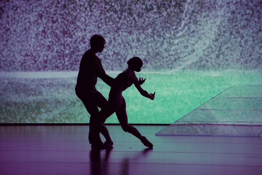 Sleeping Beauty Dreams is a beautifully chaotic amalgamation of contemporary dance, engaging electronica, and real-time animation.