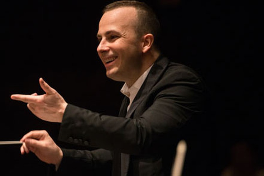 Maestro Yannick Nézet-Séguin and the Orchestre Métropolitain (OM) de Montréal earned over 7 minutes of standing ovation at the Chicago Symphony Center.