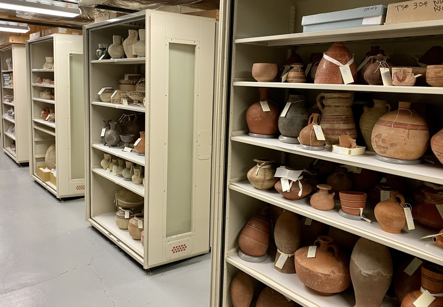 The OI stores approximately 300,000 valuable artifacts in its collection.