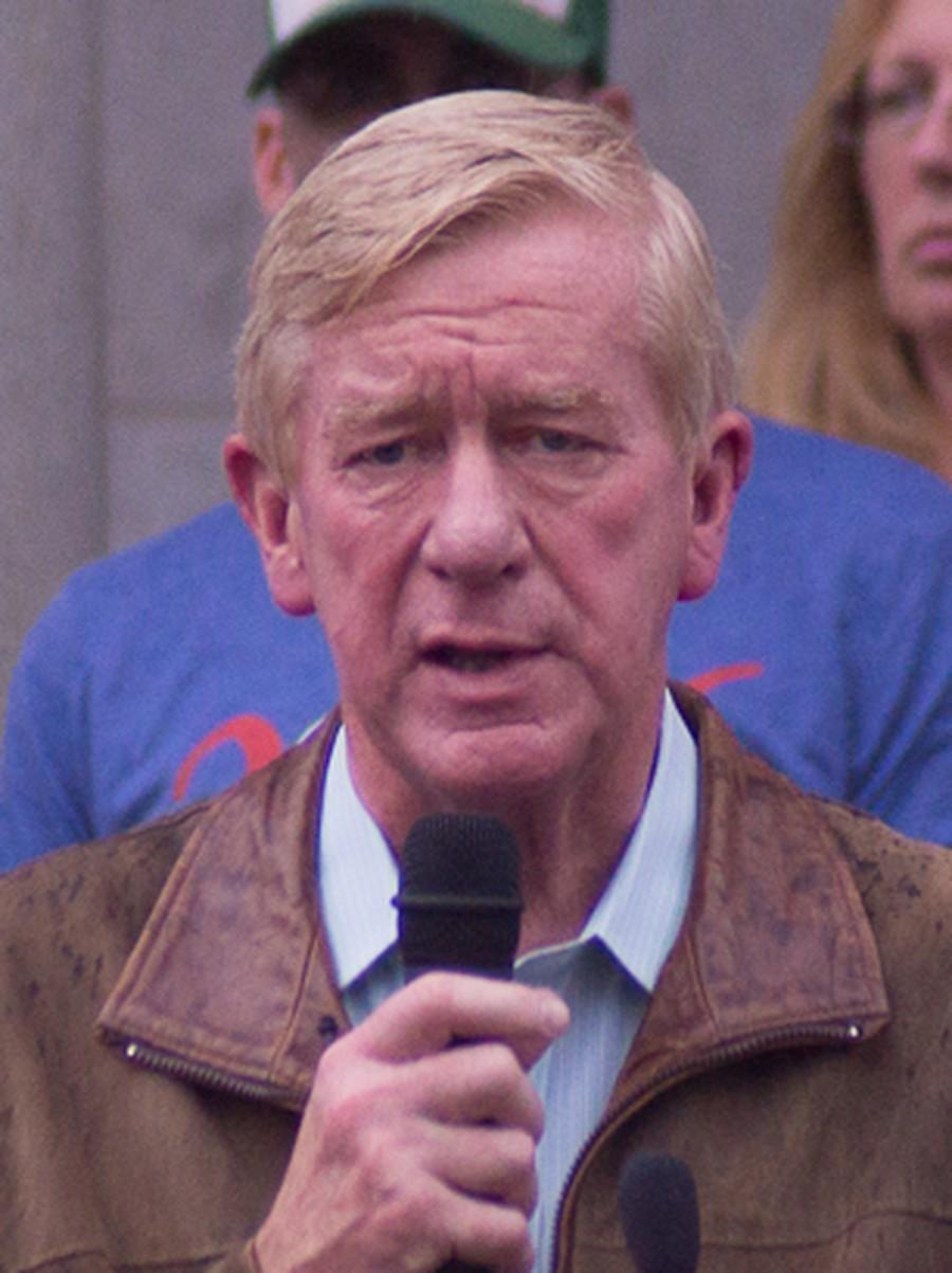 Former Massachusetts Governor Bill Weld.