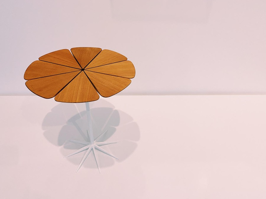 Petal Occasional Table by Richard Shultz for Knoll Associates