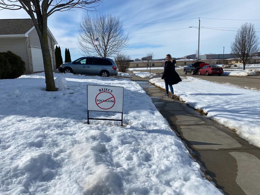 UChicago Buttigieg supporters campaigned in Iowa prior to the caucus.