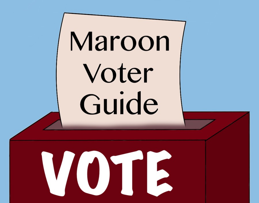 The Maroon has Hyde Park and UChicago voters covered with information on Election 2020.
