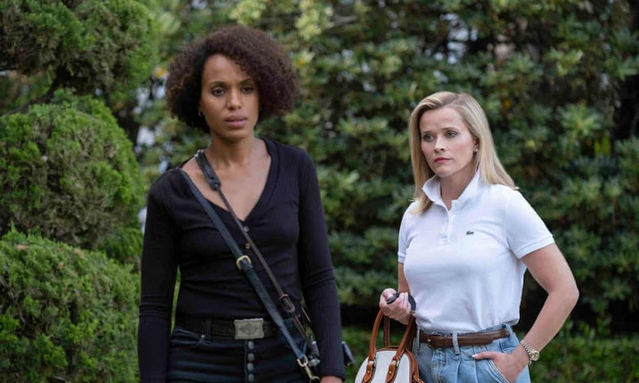 Kerry Washington and Reese Witherspoon lend formidable acting nous to 'Little Fires Everywhere.'