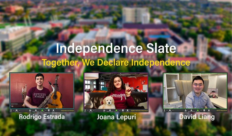 Independence Slate's Logo