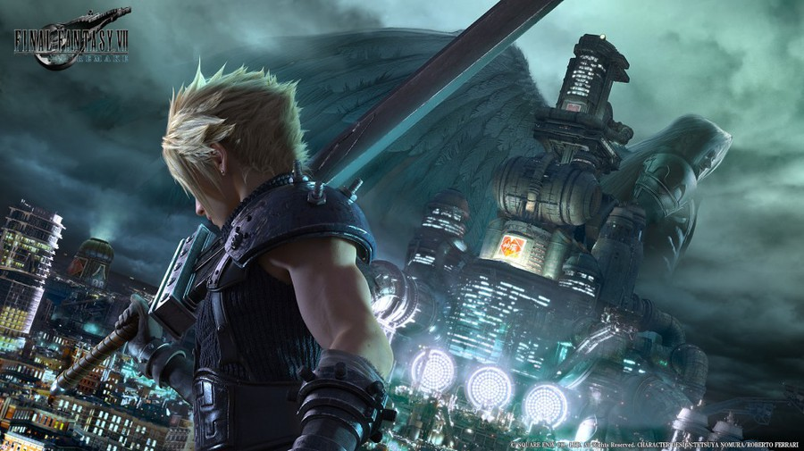 "The long awaited remake of the popular ""Final Fantasy VII"" boasts amazing graphics, but drags in terms of narrative."