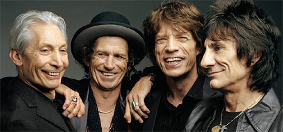 Jagger, Richards, and Co. still rolling on after all these years.