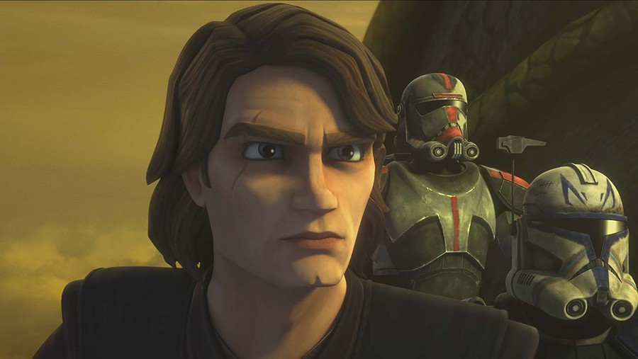 The story arcs before the Siege of Mandalore might have been meant to be expendable, but not to me...partially.