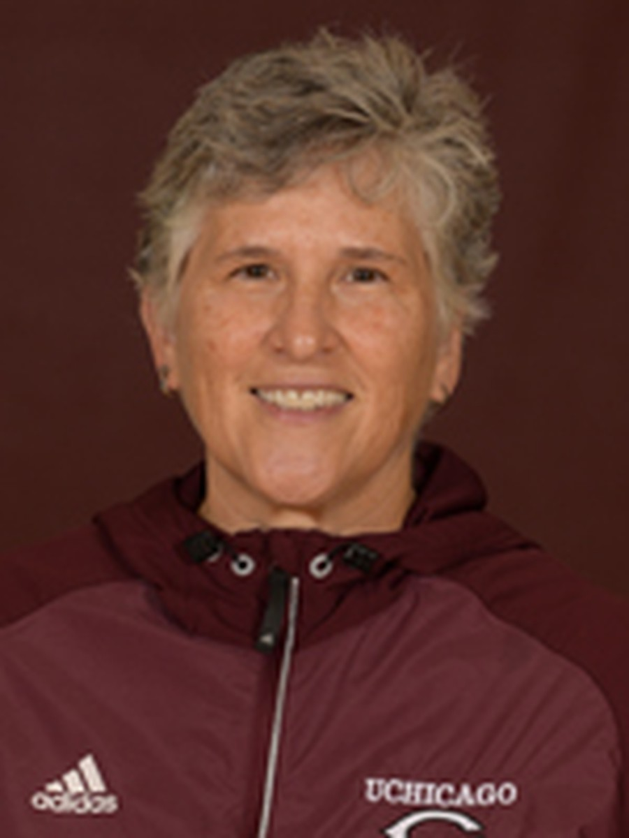 Volleyball Head Coach Sharon Dingman