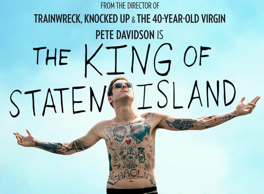 "While ""The King of Staten Island"" has an unexpectedly dark sense of humor and can be a bit depressing at times, the film never shies away from its upbeat, emotional moments."