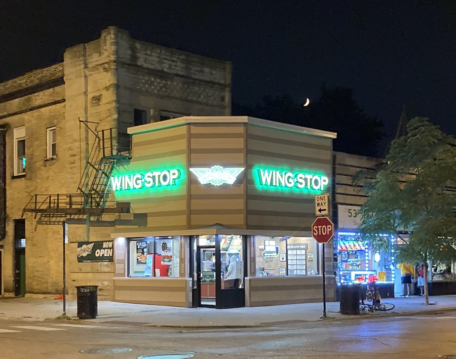 The new Wingstop.