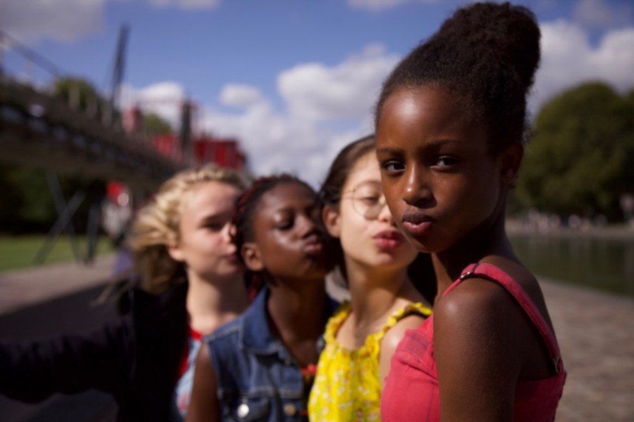 Maïmouna Doucouré's directorial debut has stoked outsized media controversy for its sexualized portrayal of children.