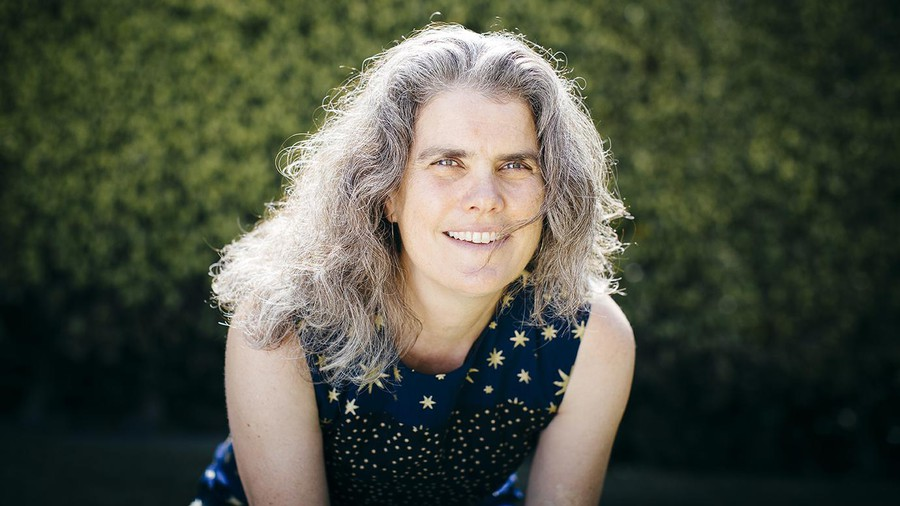 Andrea Ghez is the fourth woman to win the Nobel Prize in Physics. Photo by Elena Zhukova.