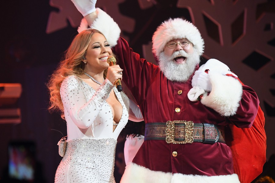 "Who hasn't belted the chorus of Mariah Carey's ""All I Want for Christmas Is You?"""