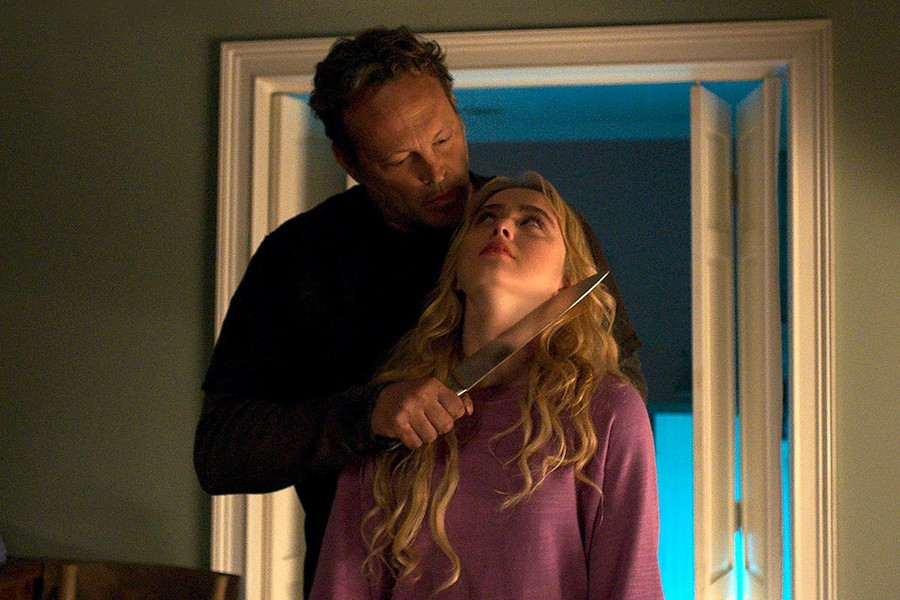 "The Maroon sat down with Kathryn Newton and Vince Vaughn to discuss their new film, ""Freaky."""