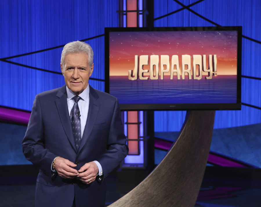 Alex Trebek delivered the same performance as always: a reserved (yet invariably witty) host who made each episode enjoyable to watch while never forgetting what made the show unique.