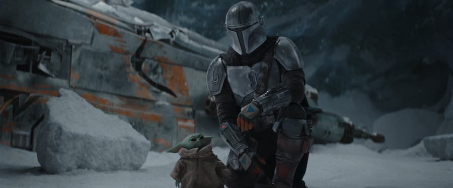 Jon Favreau patiently develops [The Mandalorian]'s characters by building out each of their personalities and motivations.