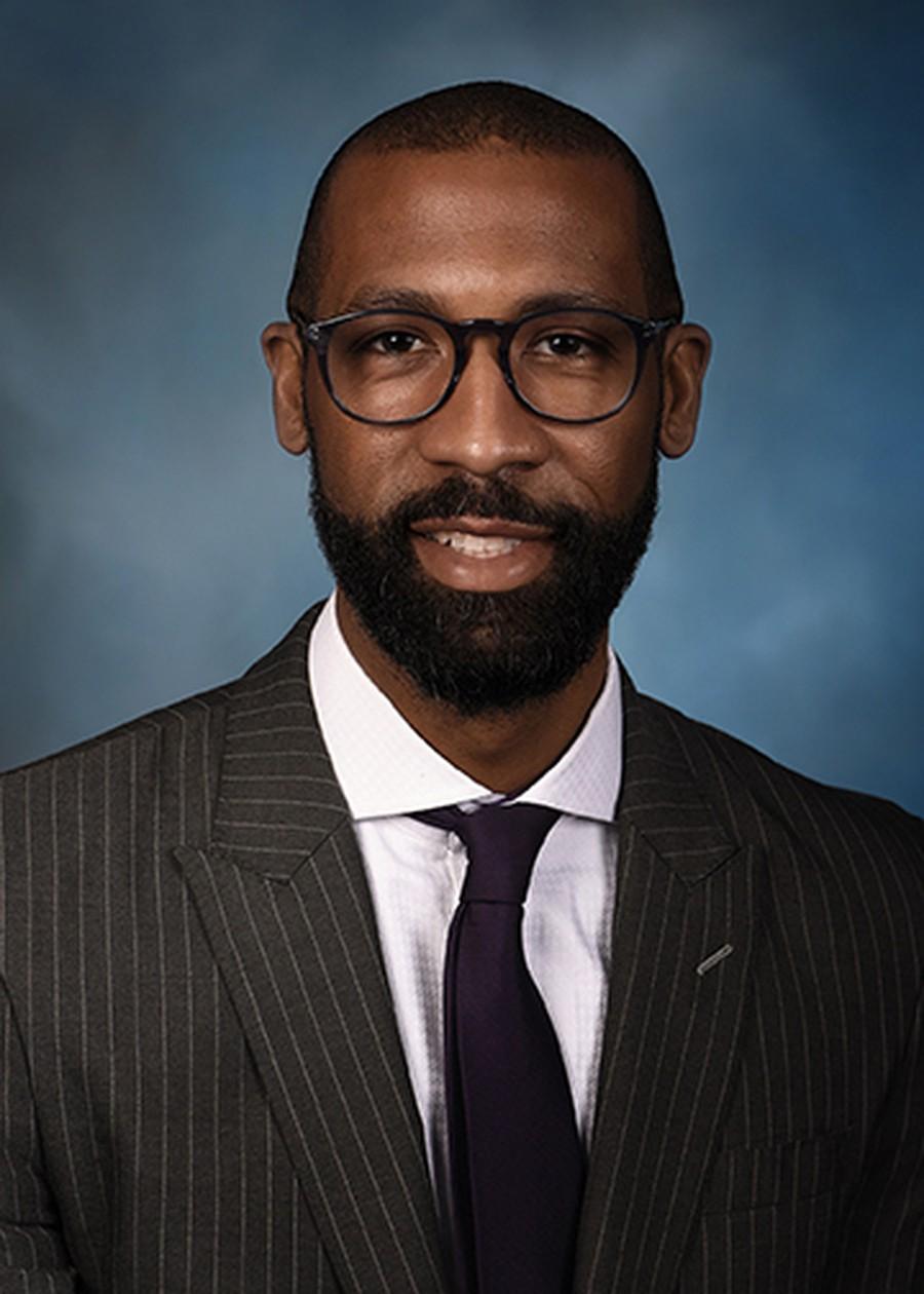 25th District State Representative Curtis J. Tarver II.