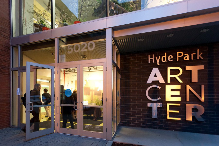 The Hyde Park Art Center.