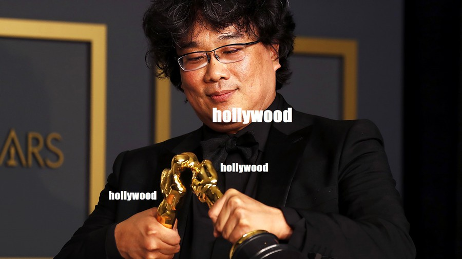 Bong Joon Ho definitely understood the assignment.
