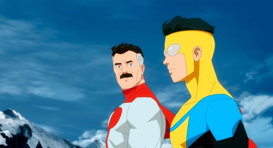 """""""Invincible"""" purposely sets up superhero tropes only to subvert them in creative and gory ways."""