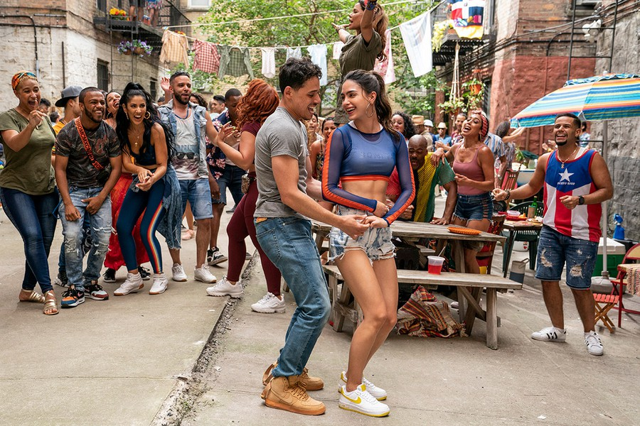 """""""In the Heights"""" is a must-watch summer blockbuster."""
