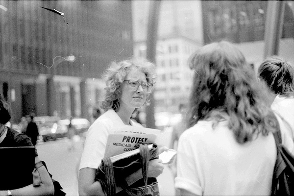 From The Maroon's Photo Archives: Abortion Demonstrations in the '80s and '90s